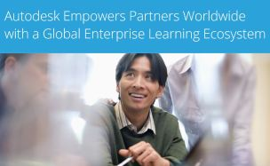 Global Enterprise Learning Case Study with Autodesk