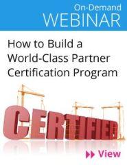 Certification Webinar CTA