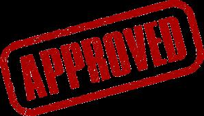 Seal of approval for partner certification training program
