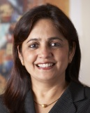 Head shot of blogger - Mohana Radhakrishnan, VP Client Services, Expertus