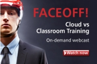 On-Demand Webinar: Faceoff! Cloud vs. Classroom. What works best for global product training?