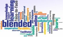 Sucess factors of blended learning in an LMS