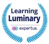 Expertus Learning Luminary Logo