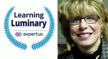 Expertus honors Learning Luminary Denise Pazur, an elearning innovator