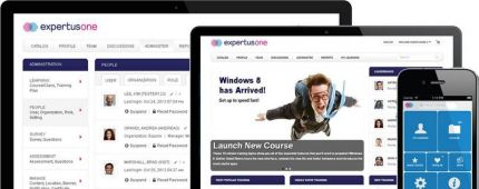 See next-gen learning in action. Watch the ExpertusONE web demo now