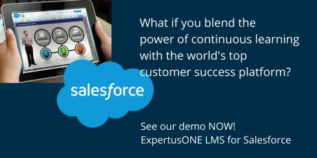 ExpertusONE LMS for Salesforce Demo