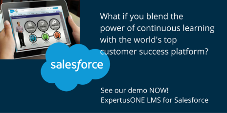 ExpertusONE LMS for Salesforce Demo