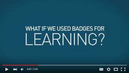 OpenBadges in Learning video overview