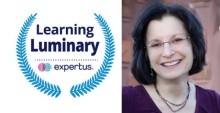 Patti Shank Learning Luminary Expertus