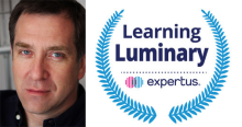 Donald Taylor of Learning Performance Institute - Expertus Learning Luminary