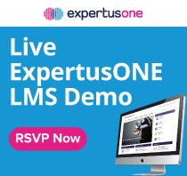 RSVP for ExpertusONE LMS Live Demo