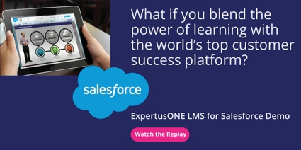 lms for salesforce demo