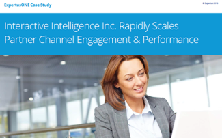 ExpertusONE Case Study: Scale Partner Channel Engaement